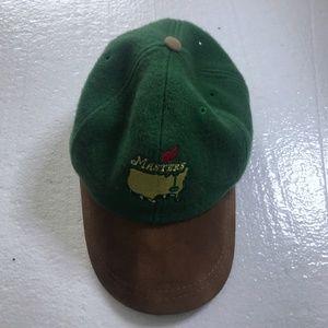 Masters Augusta Golf Green American Needle Hat Cap